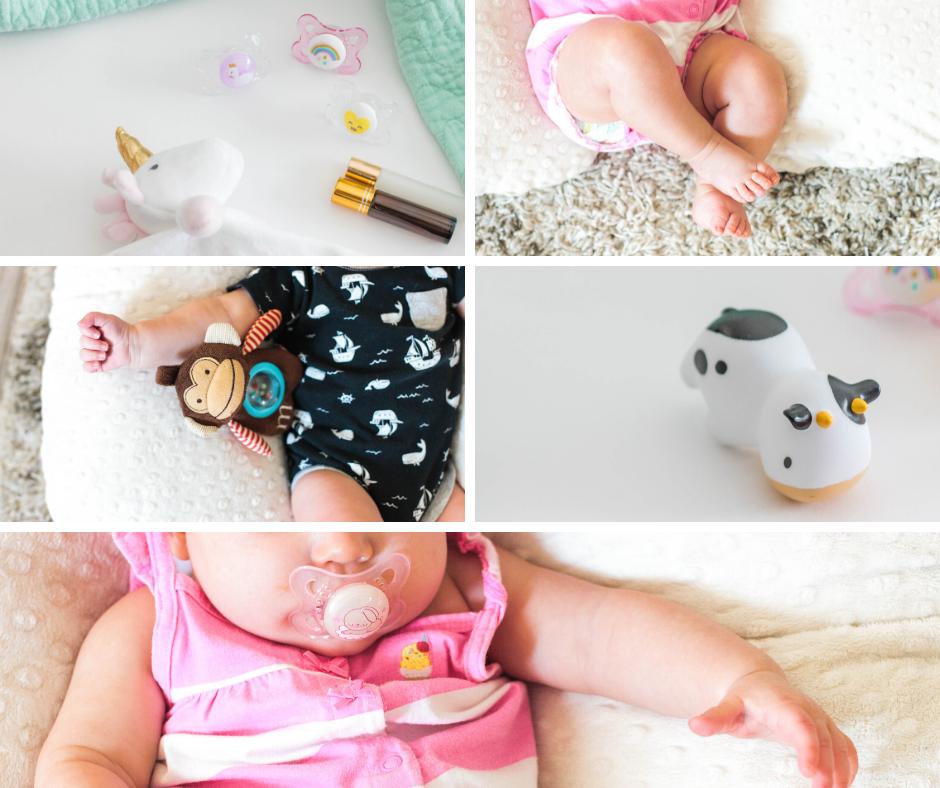 Voetreflexologie bij baby's