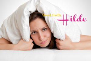 slecht slapen - tip beter slapen
