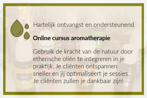 School - online cursus aromatherapie
