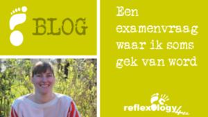 Blog R4u - een examenvraag waar ik soms gek van word