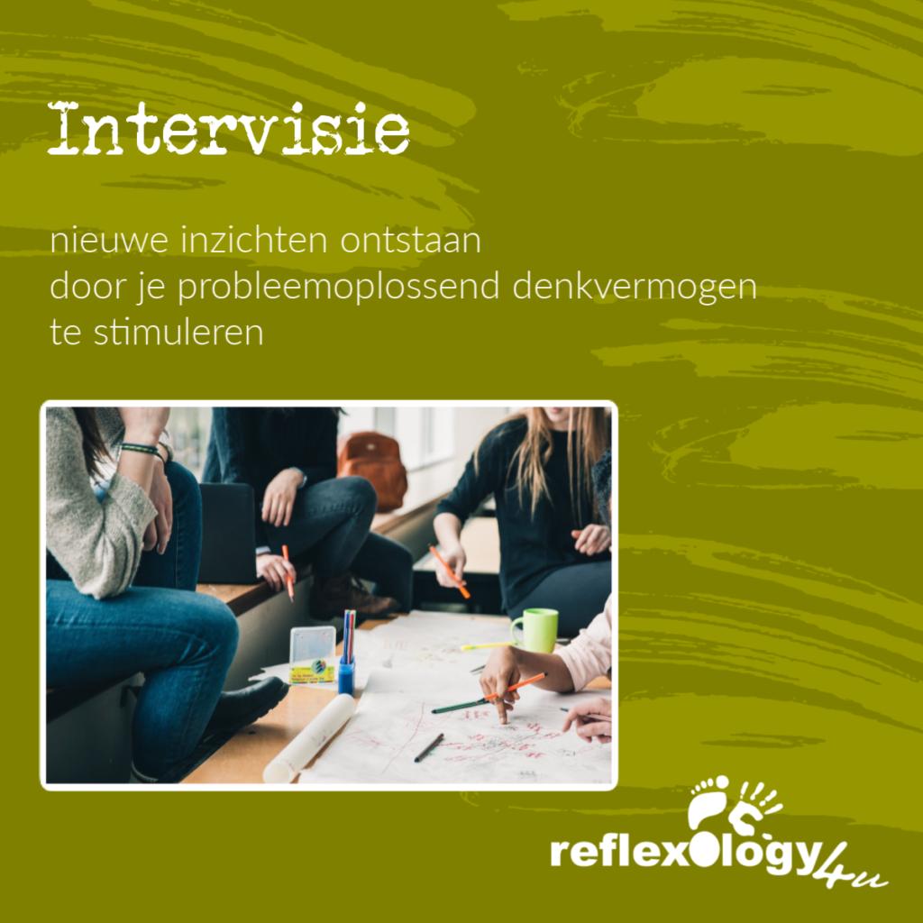 intervisie - voetreflexologie