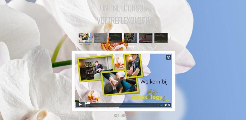cursus voetreflexologie-voorbeeld video